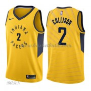 Barn NBA Tröja Indiana Pacers 2018 Darren Collison 2# Statement Edition..